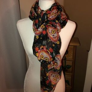 """""""The Book of Life"""" scarf"""